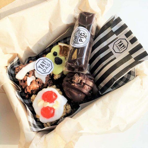 Fathers Day Treat Gift Box