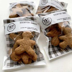 Bags of buddies cookies