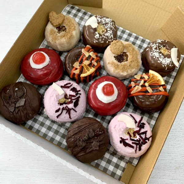 Doughnuts of the Day large 12 box