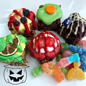 Flapjack-O'-Lantern's Hallowe'en Treat Box all flavours