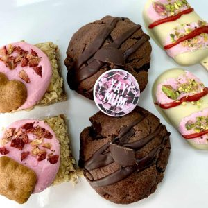 3's company mothers day box set gluten-free vegan treats