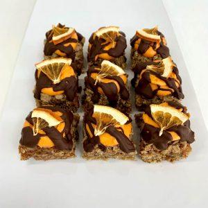 A Chockwork Orange vegan gluten free treats
